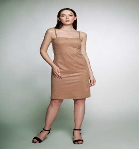 Продам Платье из эко замши ARTFUR