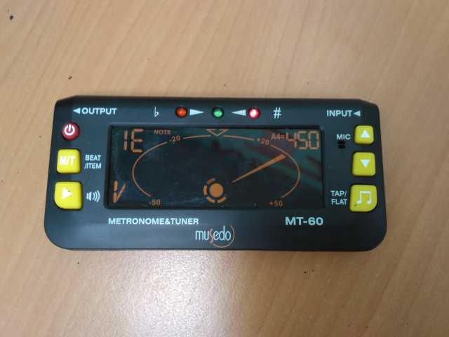 Продам Тон-генератор Musedo MT-60