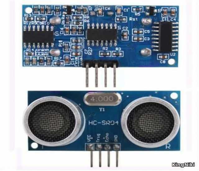 Продам Ультразвуковой модуль HC-SR04