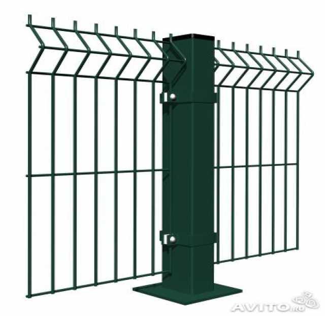 Продам Забор 3д (панельные ограждения)