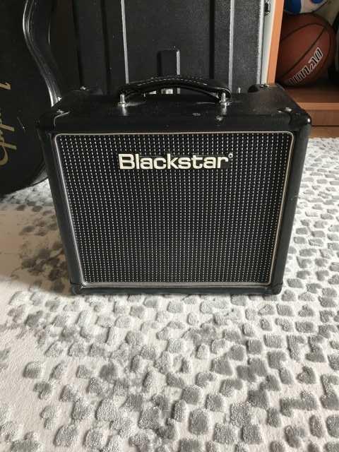 Продам Ламповый комбоусилитель Blackstar Ht-1