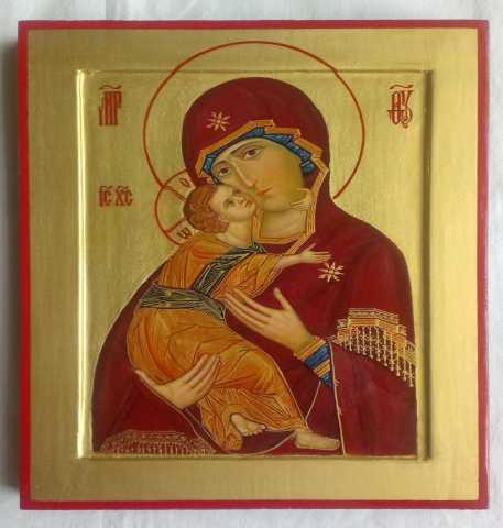 Продам Владимирская икона Божией Матери. Аналой