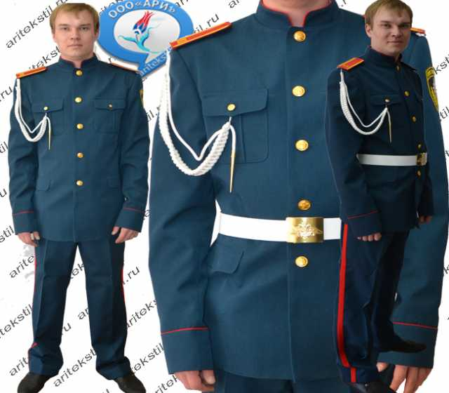Продам пошив формы для кадетов
