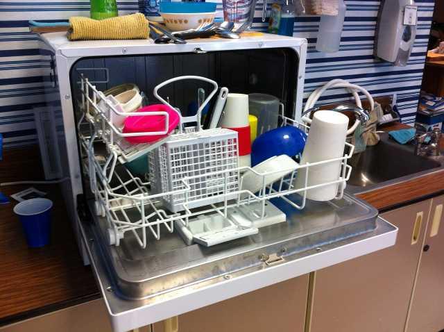 Предложение: Ремонт промышленных посудомоечных машин