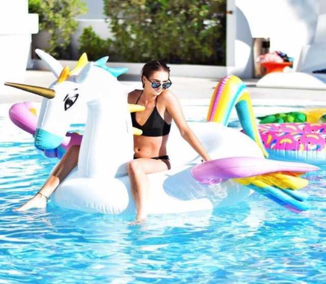 Продам Пегас надувной матрас для плавания 250*2