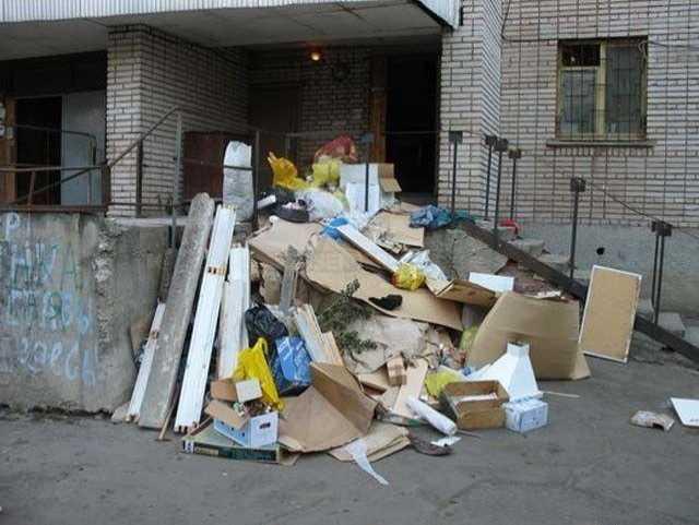 Предложение: Вывоз мусора строительного и бытового ,