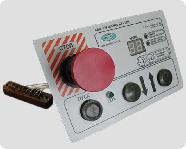 Продам Блок управления от тестомеса Л4-ХТВ