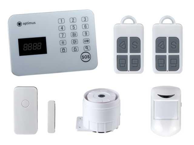 Продам: Беспроводная GSM сигнализация: AG-200 (к