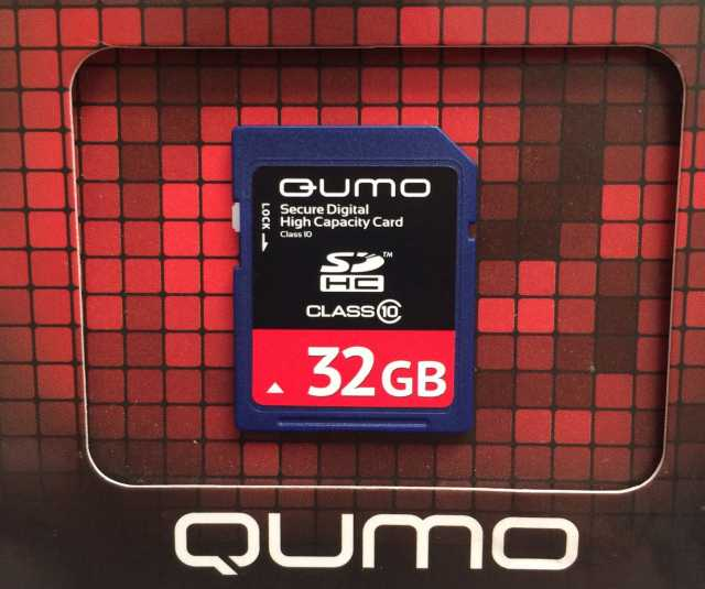 Продам: Карта памяти SDHC на 32 Гб