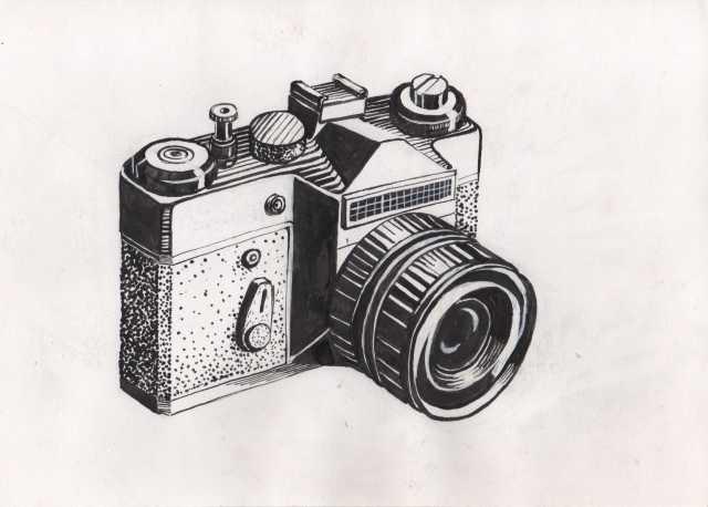 Приму в дар пленочный фотоаппарат