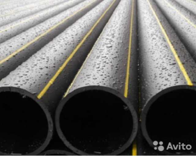 Продам Полиэтиленовые трубы напорные для газопр