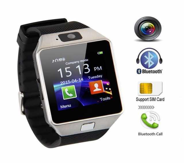 Продам: Смарт часы Smart Watch DZ09