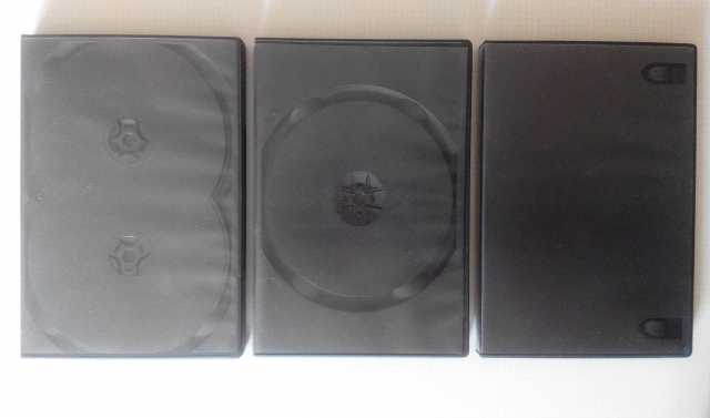 Продам Боксы / коробки для DVD дисков