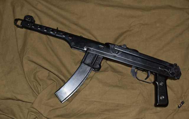 Продам Макет пистолет-пулемет Судаева ППС-43 сх