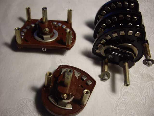 Продам: Переключатели щеточные ПЩ-3П1Н2