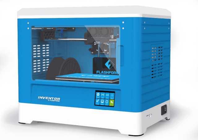 Продам 3D принтер FlashForge Inventor (подробне