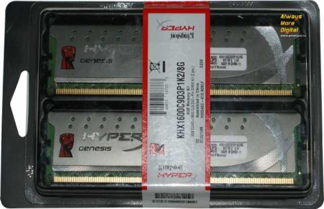 Продам Модуль памяти Kingston HyperX KHX1600C
