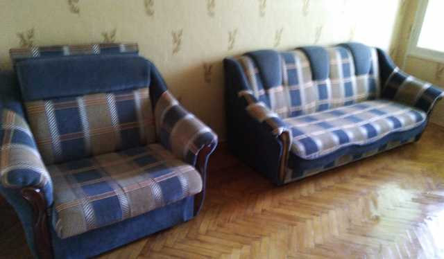 Продам Диван + Кресло