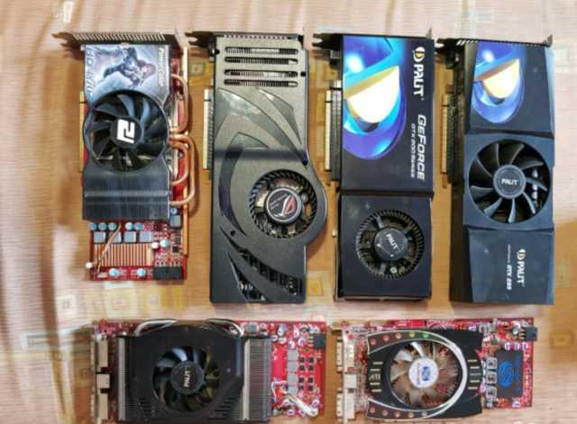 Продам: PCI-E видеокарту