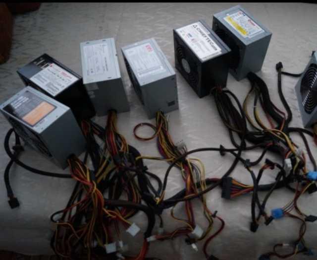Продам: блоки питания для системника (компьютер)