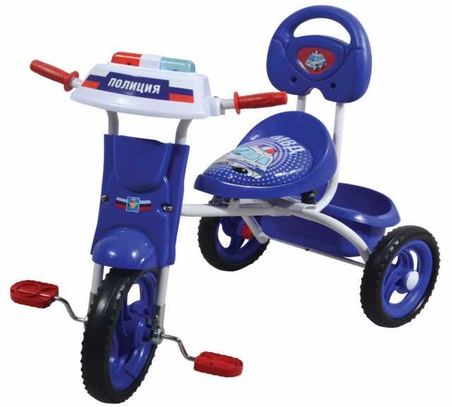 Продам Трехколесный велосипед 1Toy Спецслужбы Т