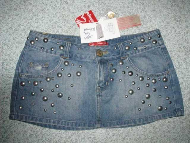 Продам Юбка мини джинсовая