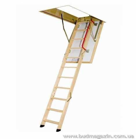 Продам: чердачная лестница  складная