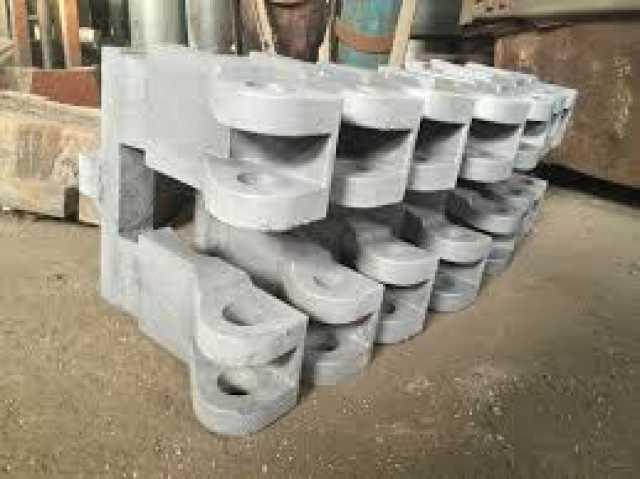 Продам Отливки из стали, било из 110Г13Л