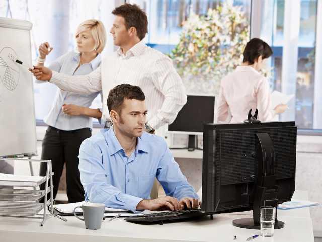 Вакансия: Новый офис много вакансий