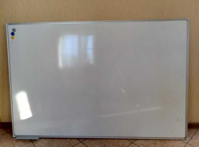 Продам Доска магнитно-маркерная 90х150 см