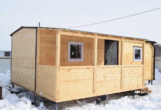 Продам Дачные домики от 5 360 рублей кв.м.