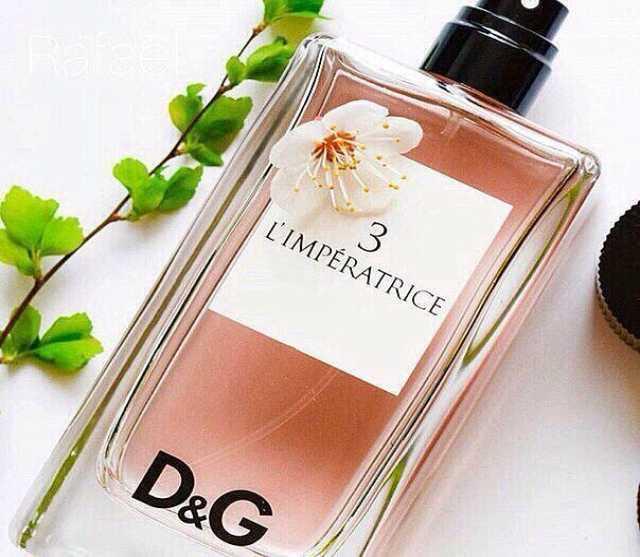 Продам Туалетная вода D&G №3 L'Imperatrice