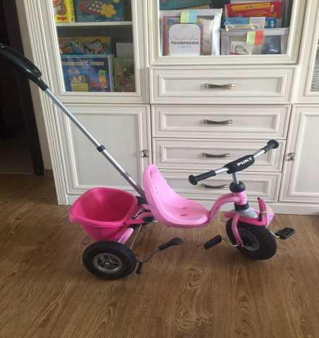 Продам Велосипед детский puky трехколесный