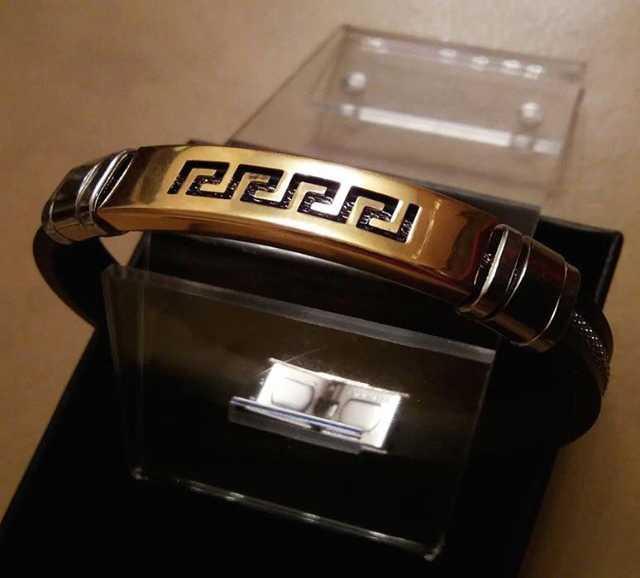 Продам Мужской браслет Ortles Steel RM233