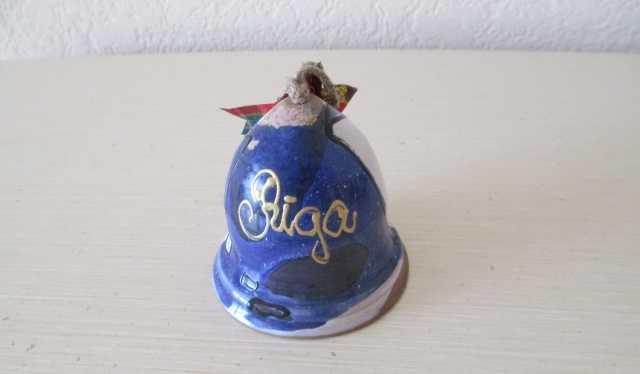 Продам Колокольчик сувенирный Рижский
