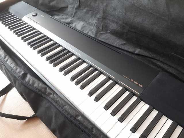 Продам Цифровое пианино Casio CDP-130 чёрное
