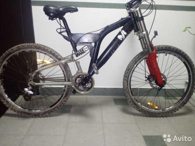 Продам кроссовый велосипед