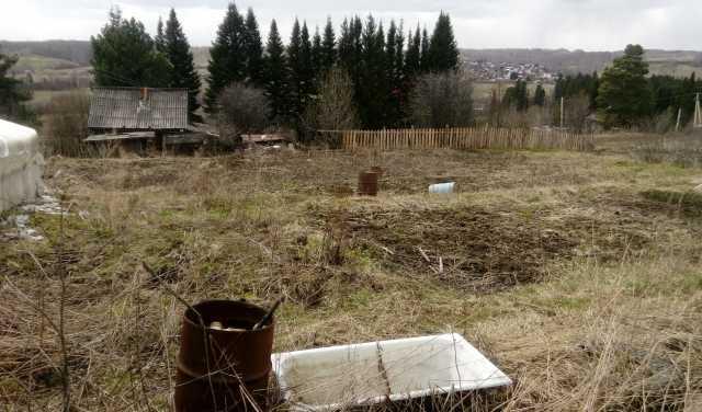 Продам: Земли поселений участок