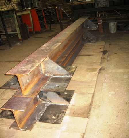 Продам МеталлоИзделия и конструкции для строит