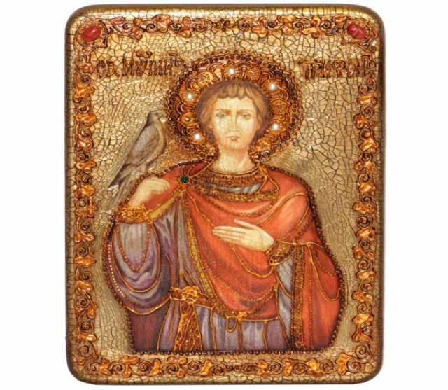 Продам Святой мученик Трифон, аналойная икона