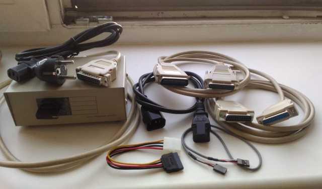 Продам провода питания, кабель для ПК (компьюте