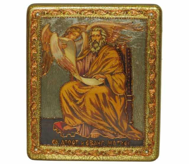 Продам Евангелист Матфей, аналойная икона