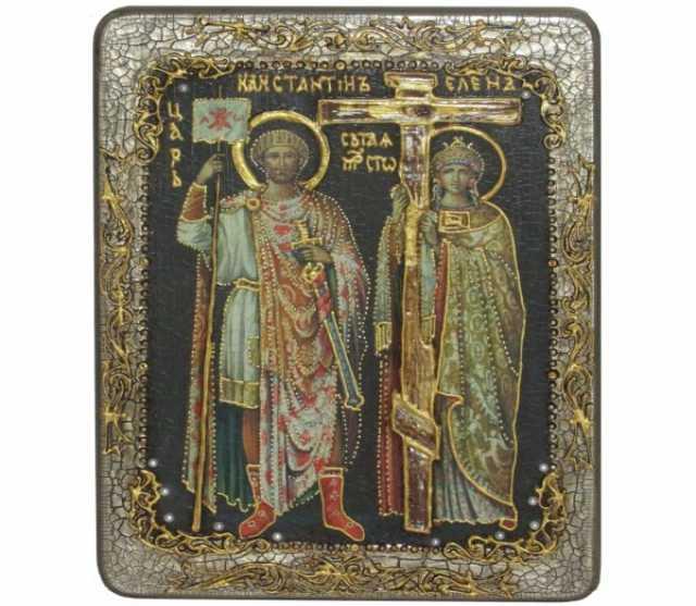 Продам Константин и Елена, аналойная икона
