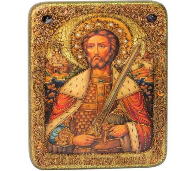 Продам Александр Невский, аналойная икона