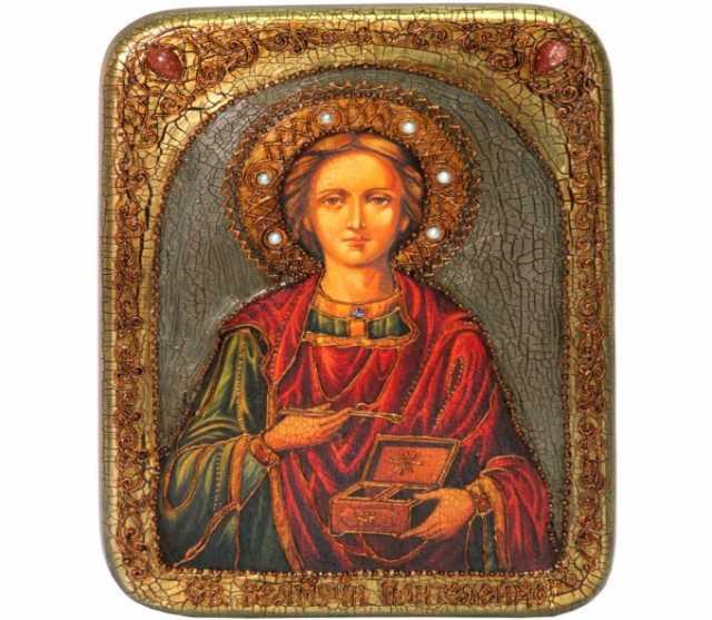 Продам Целитель Пантелеимон, аналойная икона