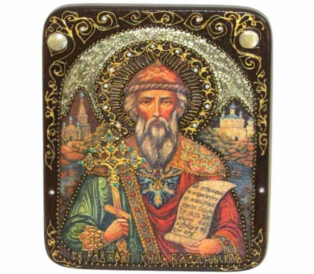 Продам Святой князь Владимир, аналойная икона