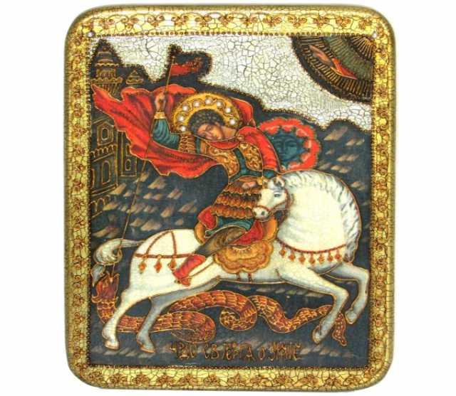 Продам Чудо святого Георгия о змие, аналойная и