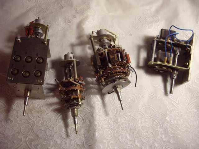 Продам: Переключатели от радиоаппаратуры