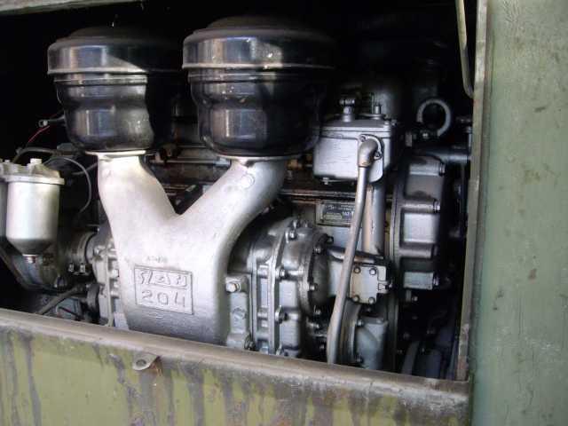 Продам: Дизельный двигатель ЯАЗ-М2041