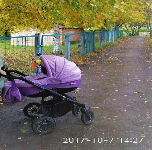 Продам детскую коляску 2 в 1